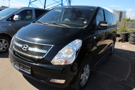 Hyundai Grand Starex, 2015 г. в, комплектация CVX Deiux, 4WD.
