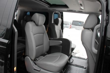 Hyundai Grand Starex, 2017 г. Рестайлинг. Комплектация Modern.