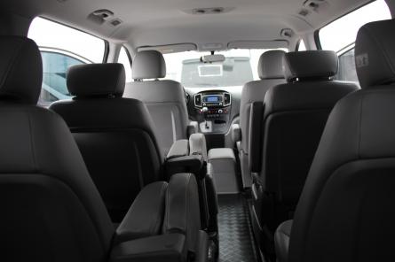 "Hyundai Grand Starex, комплектация ""Smart"". КАТЕГОРИЯ ""D"", 11+1 место, при желании переоборудую на категорию ""В"", 7+1 место."