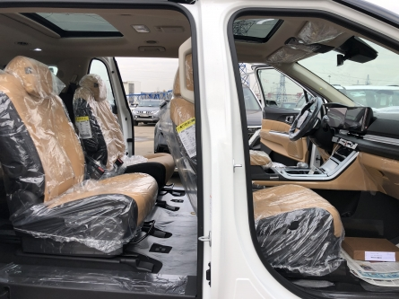 """Абсолютно НОВЫЙ Киа Карнивал 4-го поколения, 2021 модельного года. Максимальная комплектация Kia Carnival """"SIGNATURE""""."""